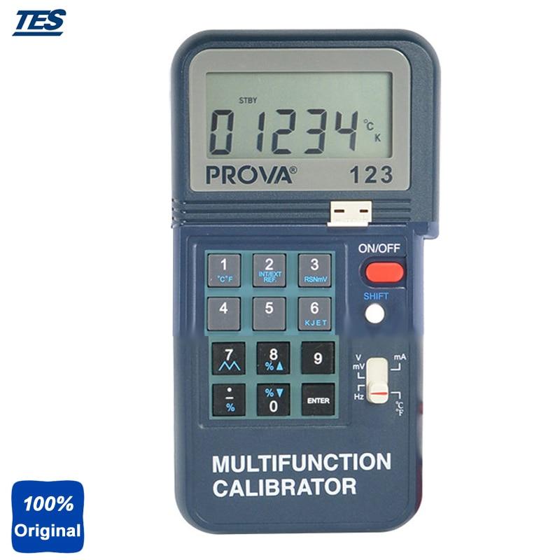 Калибратор термопары K, J, E, t частоты типа 2 50 мГц PROVA123
