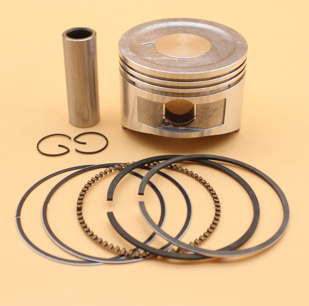 68mm Piston Rings Kit For HONDA GX160 GX160K1 GXV160 Chinese 168F 5.5HP Gasoline Engine Motor Generator Water Pump