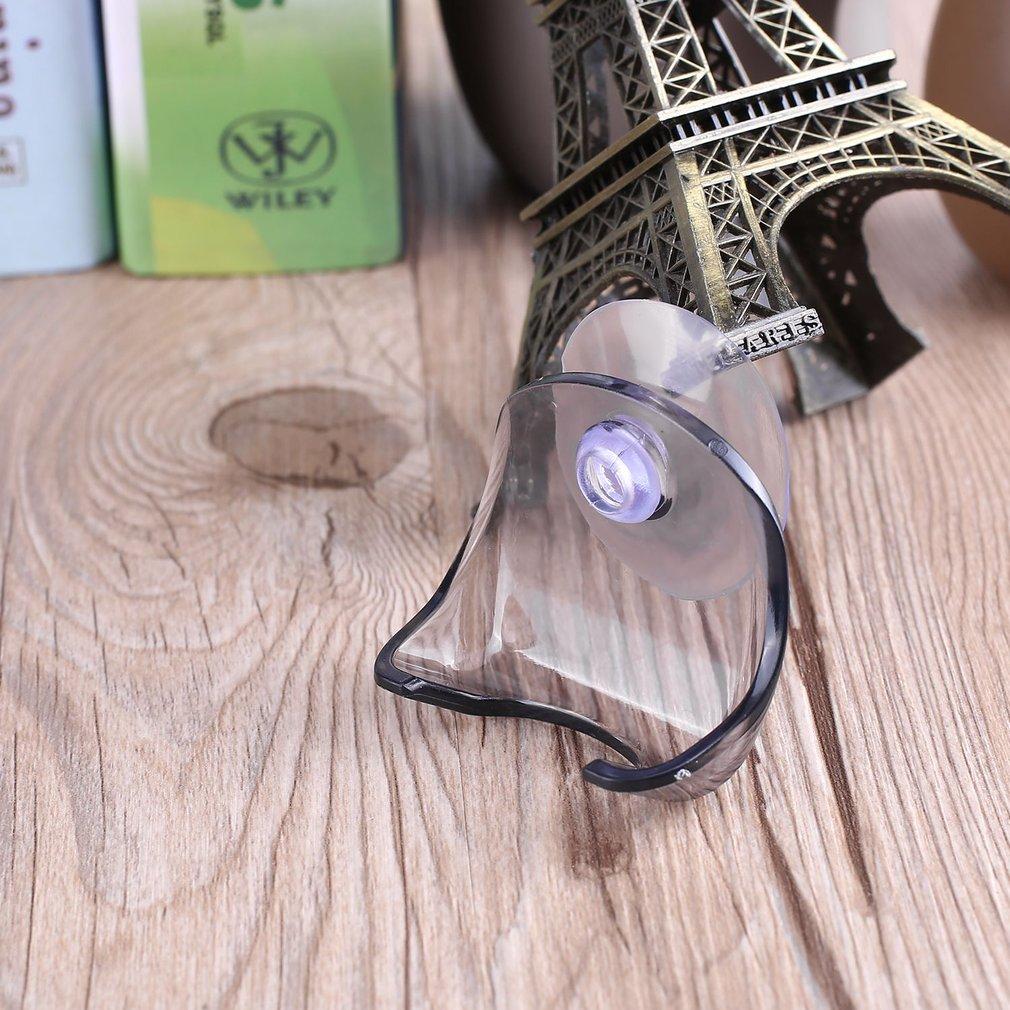 Dustproof Holder Shaver Hangers Razor Rack Shelves Holding Device