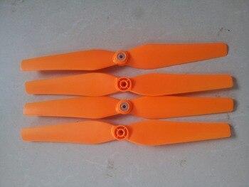 4PCS/lot Original Syma X8C / X8W / X8G propellers Original Syma Spare Parts Main Blades Free shipping