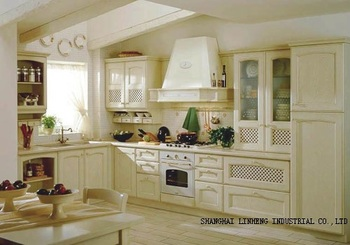 Classical solid wood kitchen cabinet.jpg 350x350
