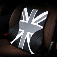 Intérieur de la voiture accessoires Auto Housse de Siège Arrière Mémoire Mousse Tapis Coussin style Soutien Lombaire Pad garniture Pour audi bmw vw golf mk7
