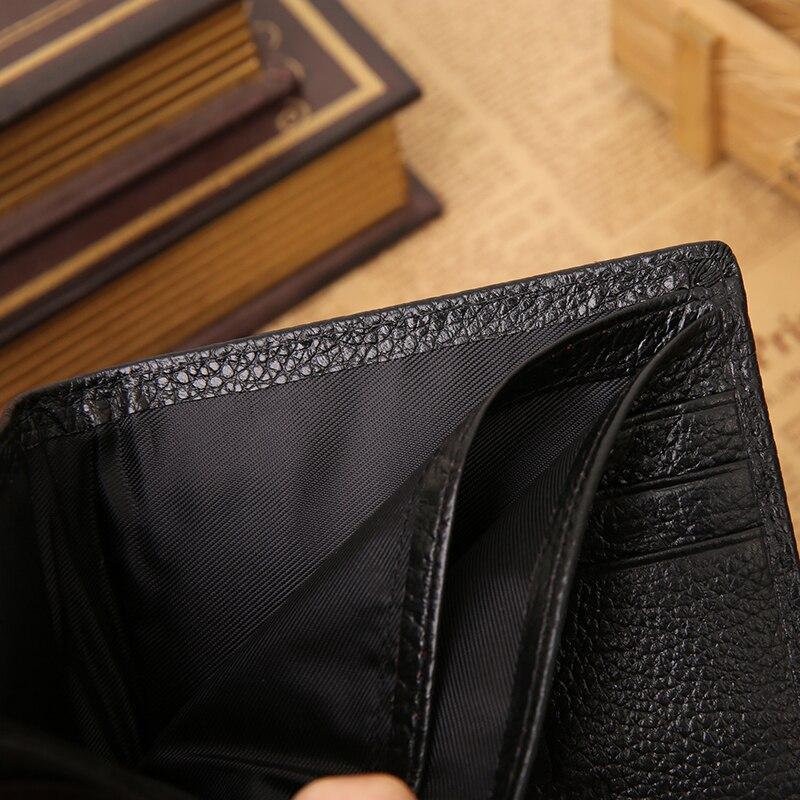 10 Pcs of (VSEN Hot New Men ID Credit Card Holder Wallet Bifold Purse Clutch Pockets Fashion)
