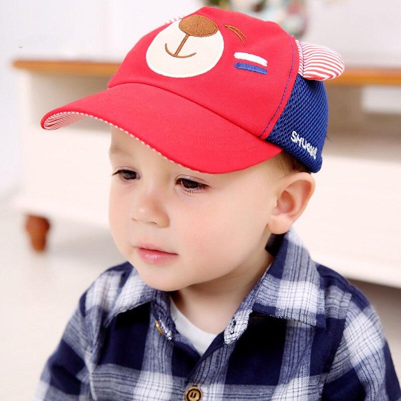 Kocotree 2018 хлопок шапочка для новорожденных и маленьких мальчиков и девочек Солнцезащитная шляпка для От 1 до 6 лет ажурная ткань