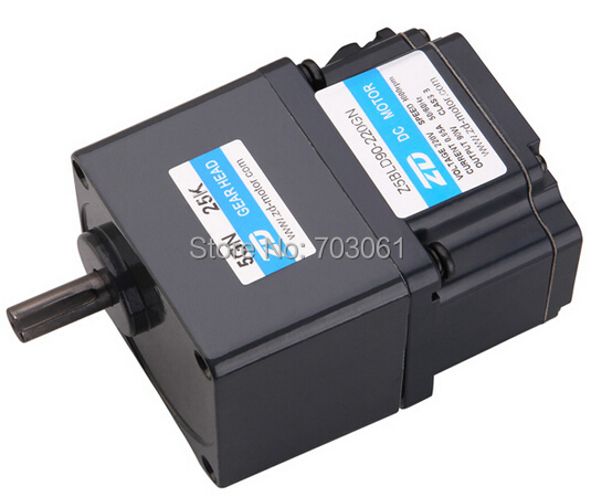 все цены на  90W brushless DC gear motor with gear head Micro DC motor gear motors  онлайн