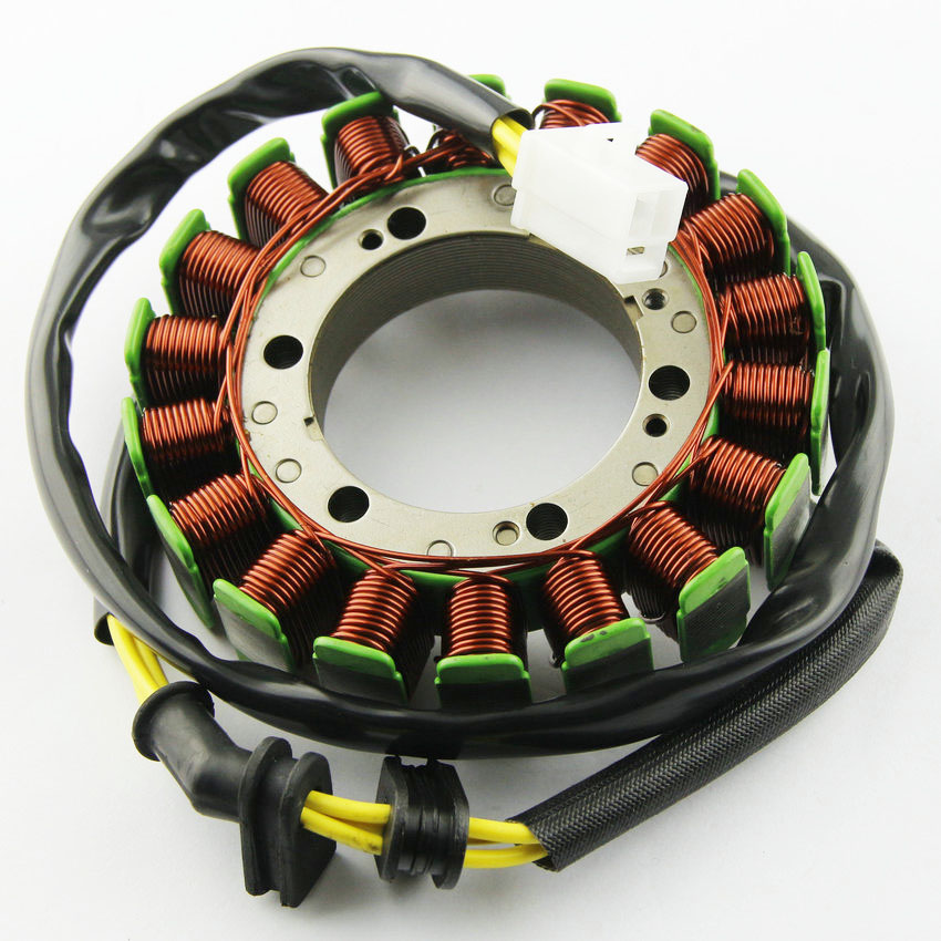 Motorcycle Ignition Magneto Stator Coil for HONDA XLV600 XL600V Transalp 1987 1999 Magneto Engine Stator Generator
