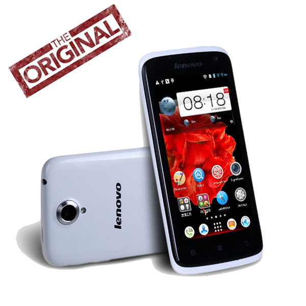 Цена за Оригинальный Lenovo S820 Android 4.2 Телефон MTK6589 Quad Core 1.2 ГГц 4.7 ''IPS1280x720 13Mp Камера Dual Sim Bluetooth GPS Русский