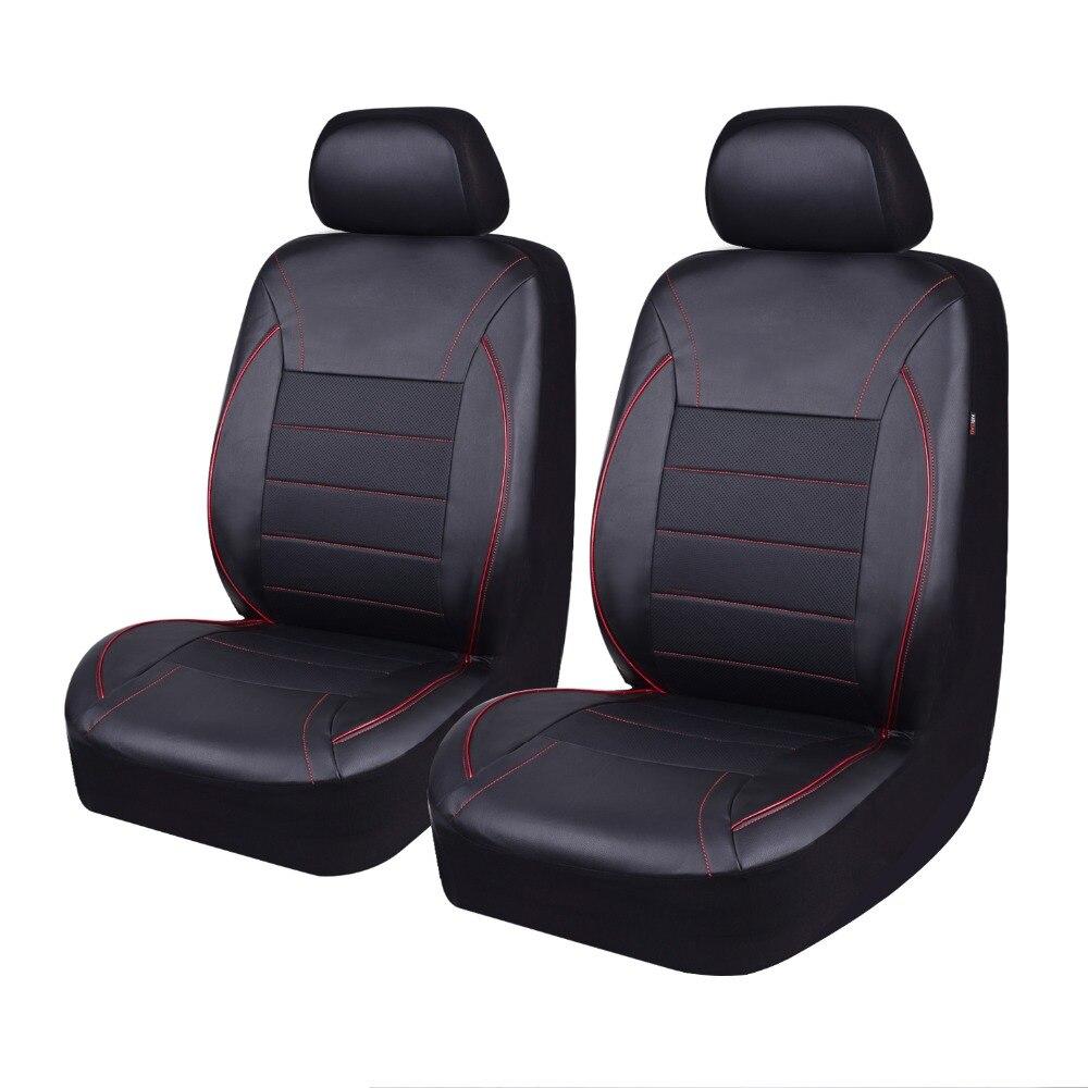 Housses de siège Auto Auto accessoires Auto Sandwich 2 siège avant Auto housse de siège universel pour BMW Ford Renault Logan Skoda