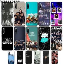 WEBBEDEPP CNCO Soft TPU Case Cover for Xiaomi Redmi GO Note 4 4X 5 6 pro 5A Prime 7 7 Pro