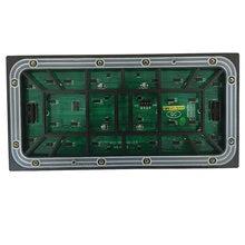 Panel de Módulo De Pantalla led impermeable P10 para exteriores, SMD 1/4, escanea 32x16 píxeles, a todo color, P2.5, P3, P4, P5, P6, P8