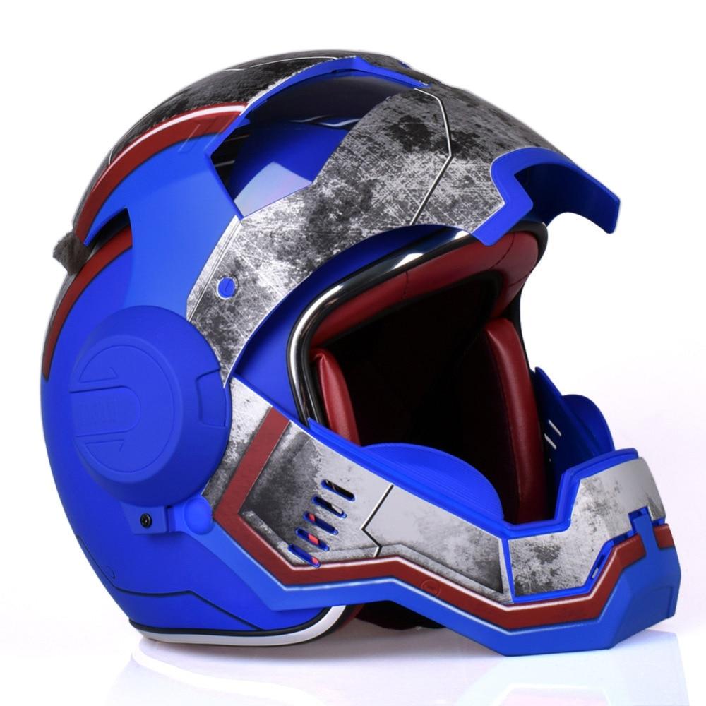 Masei 610 Zaku Matt Green Atomic-Man Motorcycle Motorbike Helmet Moto Casque Casco motocicleta Capacete Casque Kask Helmets L