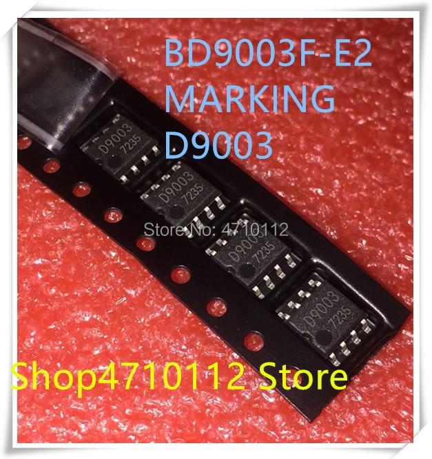 NEW 10PCS LOT BD9003F E2 BD9003F BD9003 D9003 SOP 8 IC