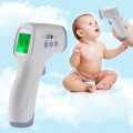 2017 High Quality Brand Baby Fever Medical Lcd Digital Infrared Body Thermometer Electronic Forehead Kids Health Laser