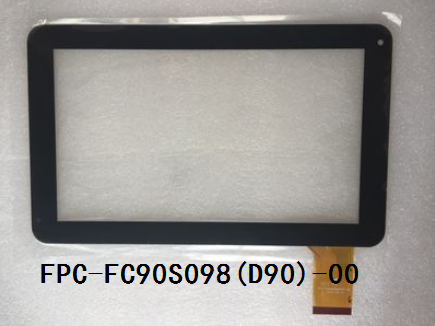 New and original and 9 inches tablet capacitive touch screen FPC-FC90S098(D90)-00 free shipping