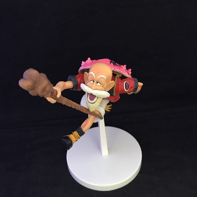 Dragon Ball Kame Sennin PVC Action Figure Tropical Color Ver. Master Roshi PVC Model Kids Gifts no retail box (Chinese Version)