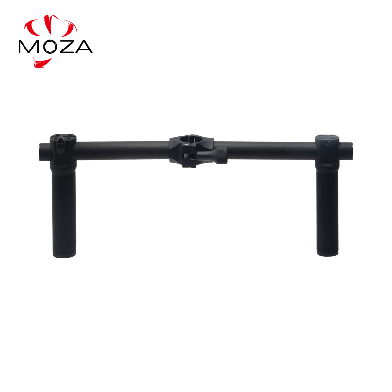 MOZA Dual Handheld Extended Handle handgrips for MOZA AIR MOZA AIRCROSS 3 Axis Gimbal DSLR Stabilizer