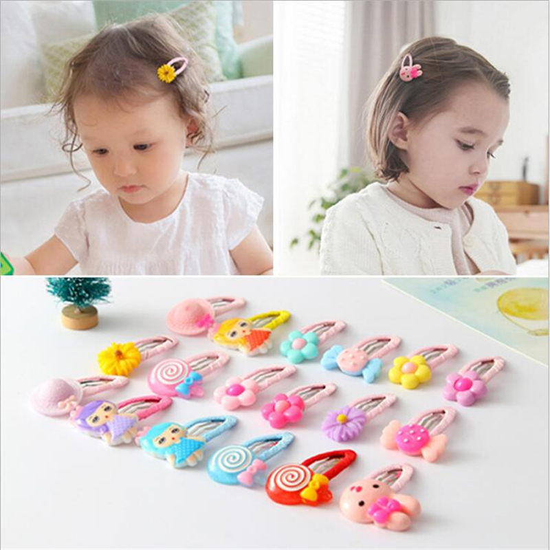 Fashion BB Hair Clips Baby Headband Girl Boutique Bow Gift Hair Accessories Children Hairpins Solid Flower Barrettes Bobby Pin new colorful ribbon baby hair clips hollow bow hairpins children hair accessories circle protect well wrapped flower barrettes