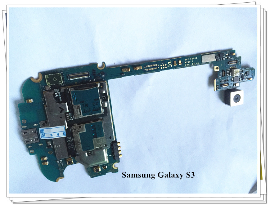Original 16GB motherboard For Samsung Galaxy s3 E210S K Korean versio Clean IMEI free shipping BoardOriginal 16GB motherboard For Samsung Galaxy s3 E210S K Korean versio Clean IMEI free shipping Board