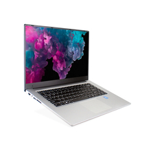 AMOUDO 15.6inch 6GB RAM 64GB/128GB/256GB Intel Quad Core Windows 10 System 1920x1080P Fast Boot Laptop Notebook Computer