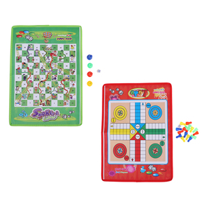 Travel Home Flight Chess Board Game Flying Ludo Chess Game Kids Toy Family Children Fun Board Game(China)