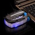 Мини-Турбо Радиатор Портативный Ноутбук USB Вентилятор Охлаждения Воздуха Извлечения Вакуума Cooler Стенд Низкий Уровень Шума