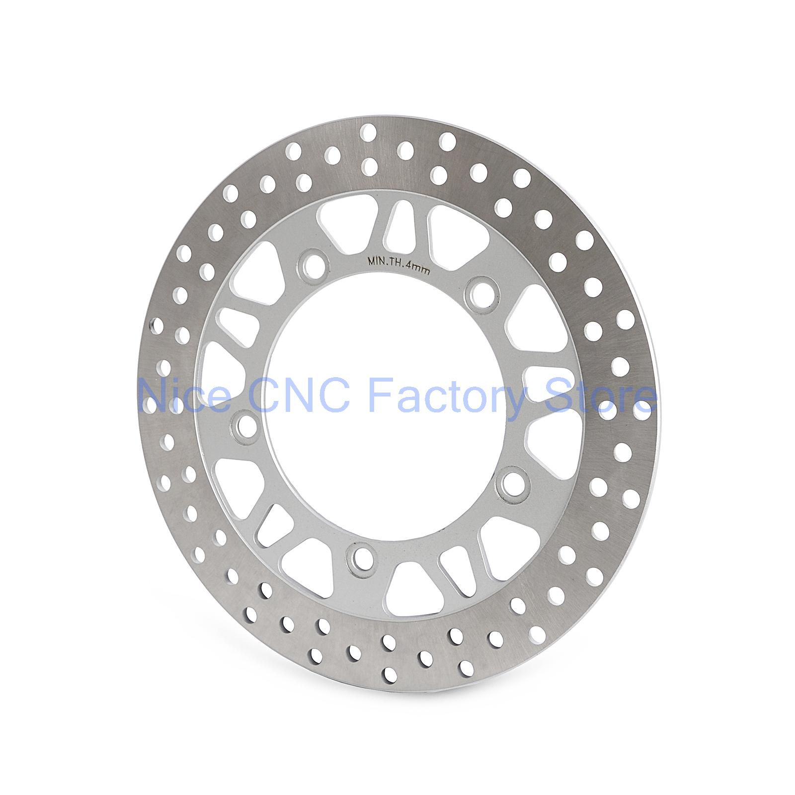 Floating Front Brake Disc Rotor Fits For Suzuki AN250 Skywave 2007 2008 SN250 2003-2006 AN400 Burgman Skywave 07-13 AN650 04-12 keoghs motorcycle brake disc brake rotor floating 260mm 82mm diameter cnc for yamaha scooter bws cygnus front disc replace