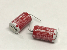 лучшая цена MasterFire 2pcs/lot New Original Maxell ER3 3.6V 1100MAH Horned PLC Battery Lithium Batteries Made in Japan