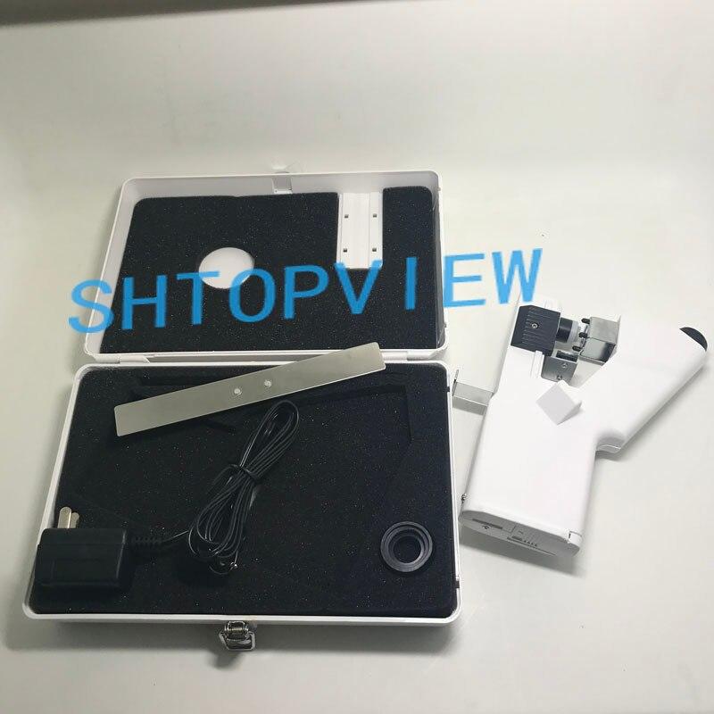CP-1A Portable Lensmeter Manual Lens Meter lensmeter lensometer portable focimeter
