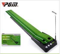 Новые спортивные принадлежности новинка 2016 indoor Гольф положить зеленый практике устройство Гольф практика набор