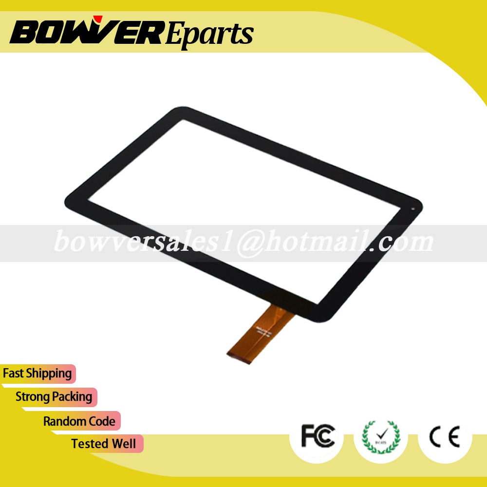 A+ cheap 10.1inch touchscreen touch panel digitizer glass for tablet MF-615-101F