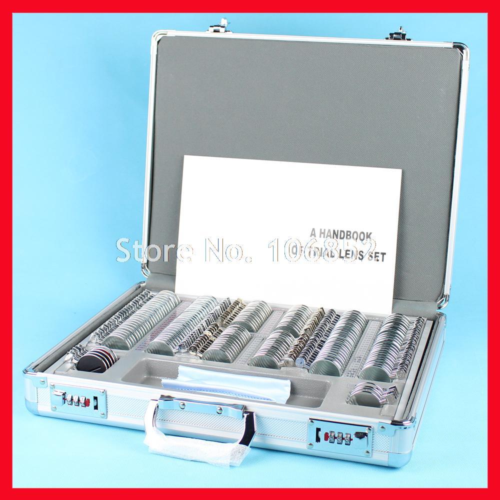 158 versuchslinsensatz Optometrie versuchslinsenfassung fall metallrand Aluminium fall-in Objektive aus Werkzeug bei AliExpress - 11.11_Doppel-11Tag der Singles 1