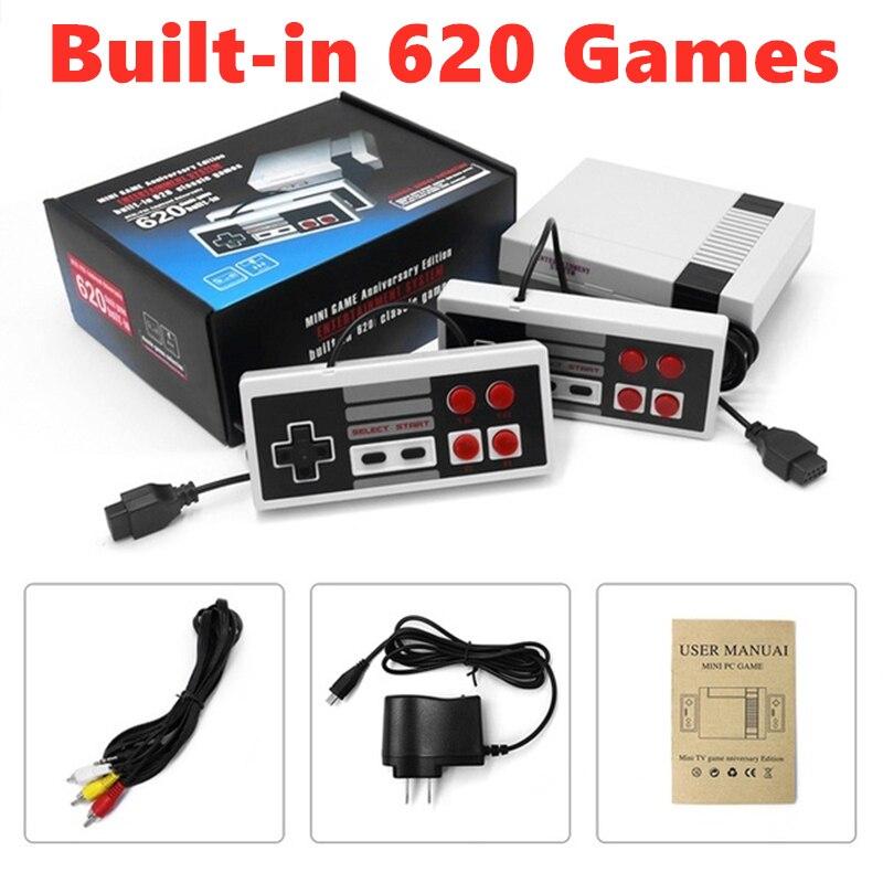 620 In 1 TV Retro Video Game Console Family HD TV Video Game Play Station Classic Tv Game Console Player
