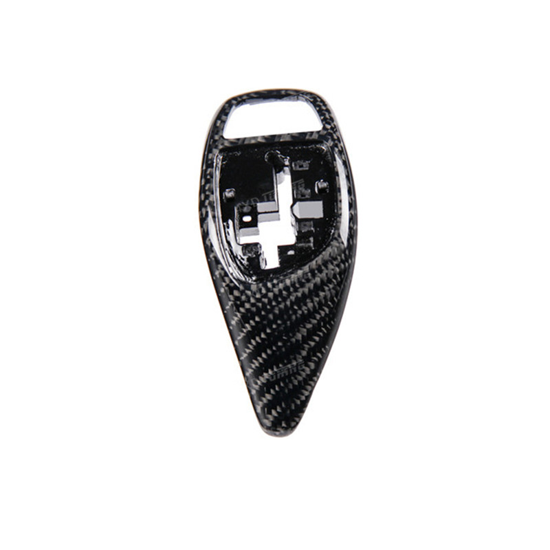 For BMW F20 F30 F32 F34 F36 F15 F10 Carbon Replacement Gear Head Shift Knob cover & Base Cover & Replacement steering wheel trim car roof shark fin antenna housing cover trim carbon fiber atenna aerials for bmw f10 f01 f30 x5 f15 f20 f45 f22 f34 f32