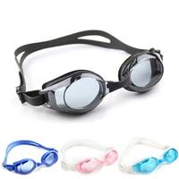 5 Colors Lunette Natation Waterproof Swimming Glasses Adjustable Water Sports Eyewear Pink Swim Goggles