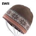 2017 cap inverno beanie hat skullies gorro de inverno dos homens de Malha chapéus para os homens de lã gorros bonnet enfant quente baggy caps óssea