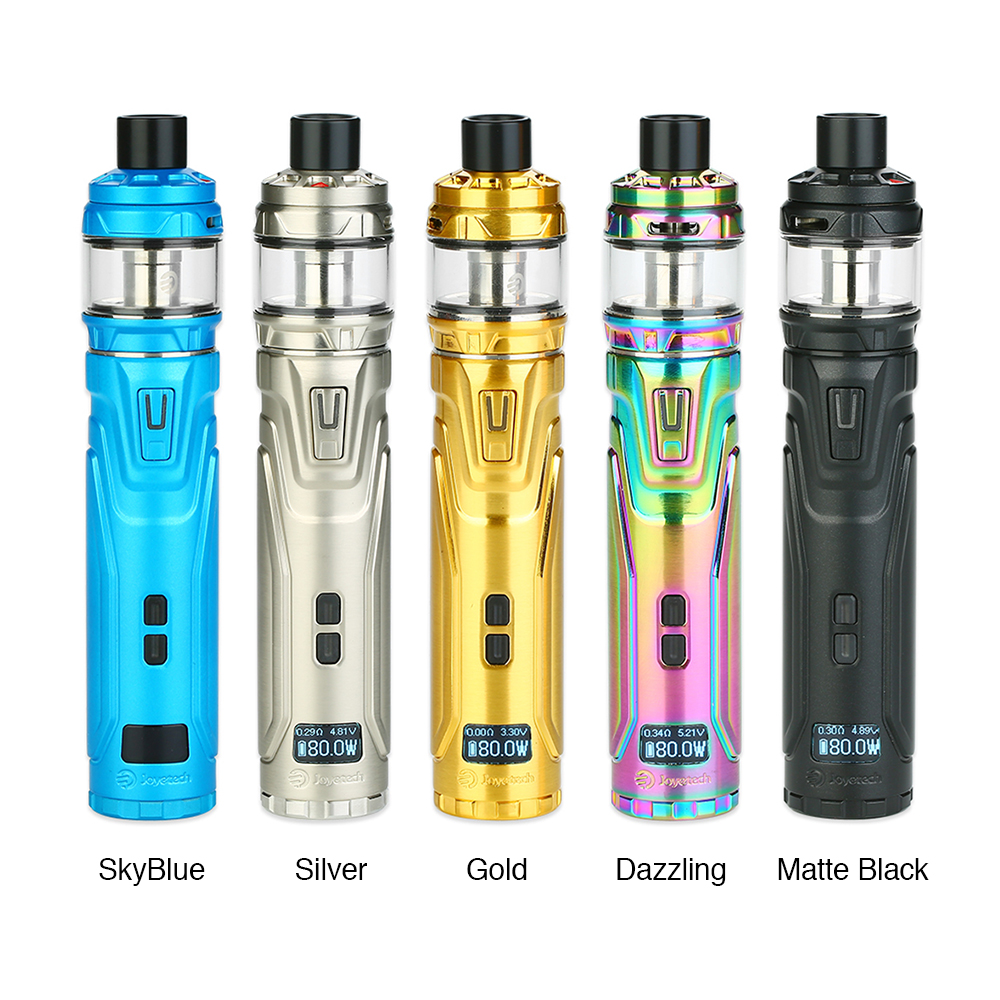 Original Joyetech ULTEX T80 80W TC Kit with 5ml Cubis Max Atomizer 80W Max Output No 18650 Battery Vs Espion / Evic Primo MiniOriginal Joyetech ULTEX T80 80W TC Kit with 5ml Cubis Max Atomizer 80W Max Output No 18650 Battery Vs Espion / Evic Primo Mini