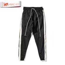 2017 New pants hiphop Fashion jogger urban clothing red bottoms FOG jogger justin bieber Fear Of