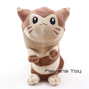 Anime Cartoon Monster Center Furret Plushie Plush Doll Soft Figure Toy Gift 22cm stuffed toy