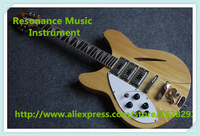 Hot Selling China Left Handed Rick Electric Guitars Maple Hollow Body 12 String Guitars For Sale