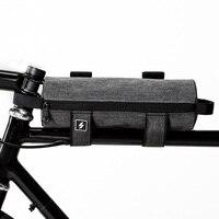 Fahrrad Taschen Lenker Vorne Spalte Taschen Rohr Wasserdichte Bike Telefon Tasche Pack Isolierung Kalten Cola Eis Tasche|Fahrradtaschen & Koffer|Sport und Unterhaltung -