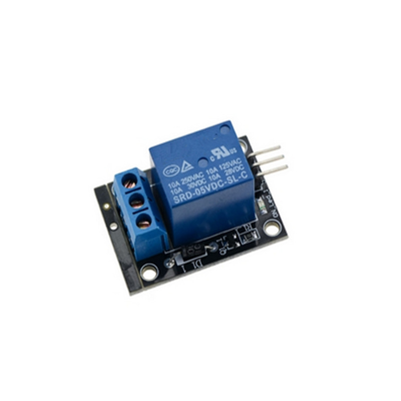 1pcs KY-019 5V One 1 Channel Relay Module Board Shield For PIC AVR DSP ARM 5v low level trigger one 1 channel relay module interface board shield for pic avr dsp arm mcu 1 pcs