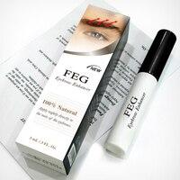 FEG Eyebrow Enhancer Waterproof For Eyebrow Growth Makeup Brand FEG Make up Eye Brow Pencil Treatments Longer Thicker FEG Health & Beauty