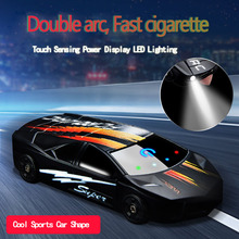New personality sports car double arc cigarette lighter Charging safety and Envi