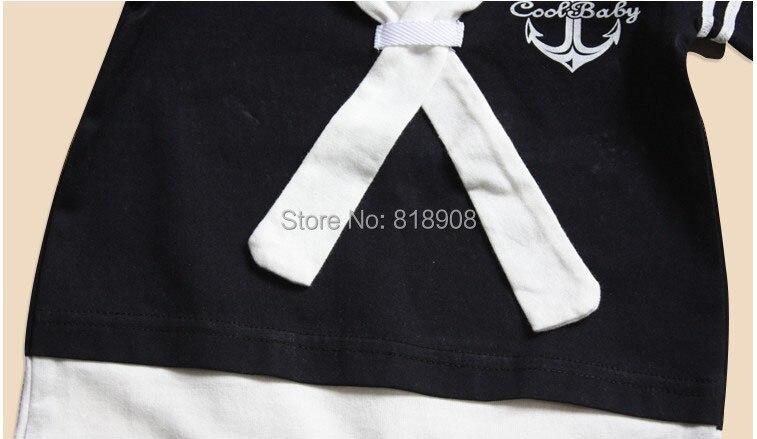 Navy Sailor ոճը ներկայացնում է մանկական - Կարնավալային հագուստները - Լուսանկար 5