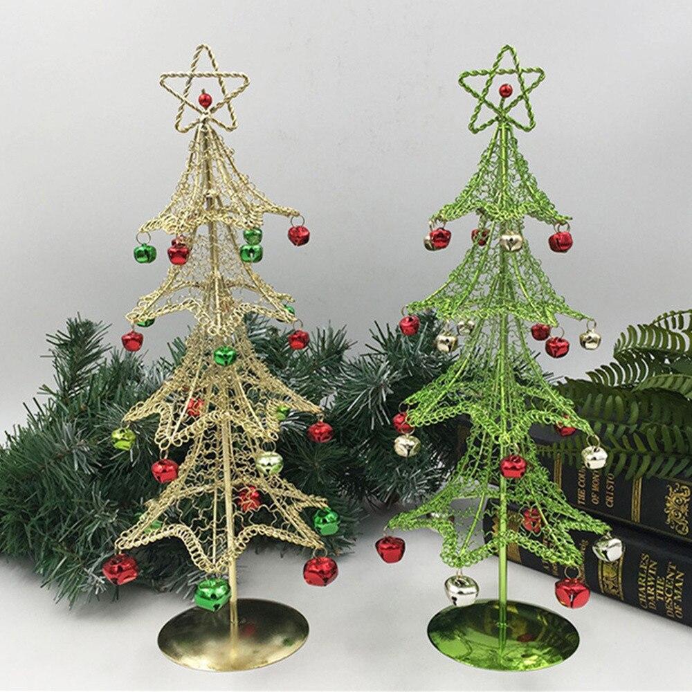 2018 Ceramic Handicrafts Marble Style Christmas Tree Ornaments ...