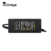 Autoeye DC امدادات الطاقة 48 V 3A محول شاحن ل CCTV POE كاميرا