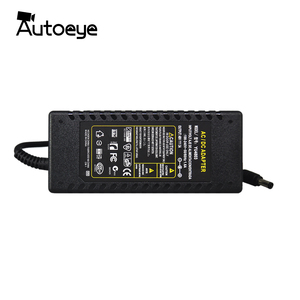 Image 1 - Autoeye DC Power Supply 48V 3A Adapter Charger for CCTV POE Camera
