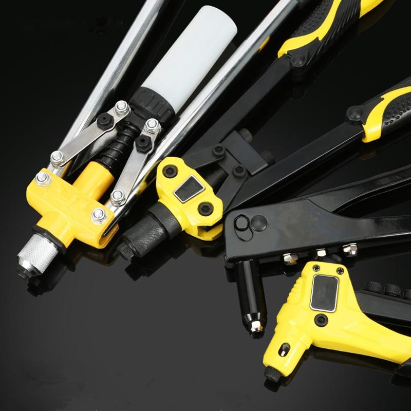 Industrial Grade Hand Riveters Gun Household Repair Riveting Tool Labor-saving Blind Rivet Guns
