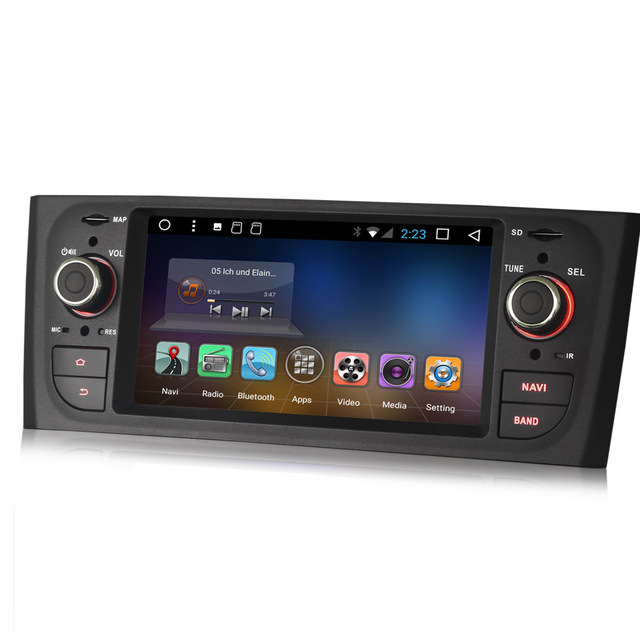 62 Quad Core Android 71 Os Car Multimedia Gps Radio For Fiat
