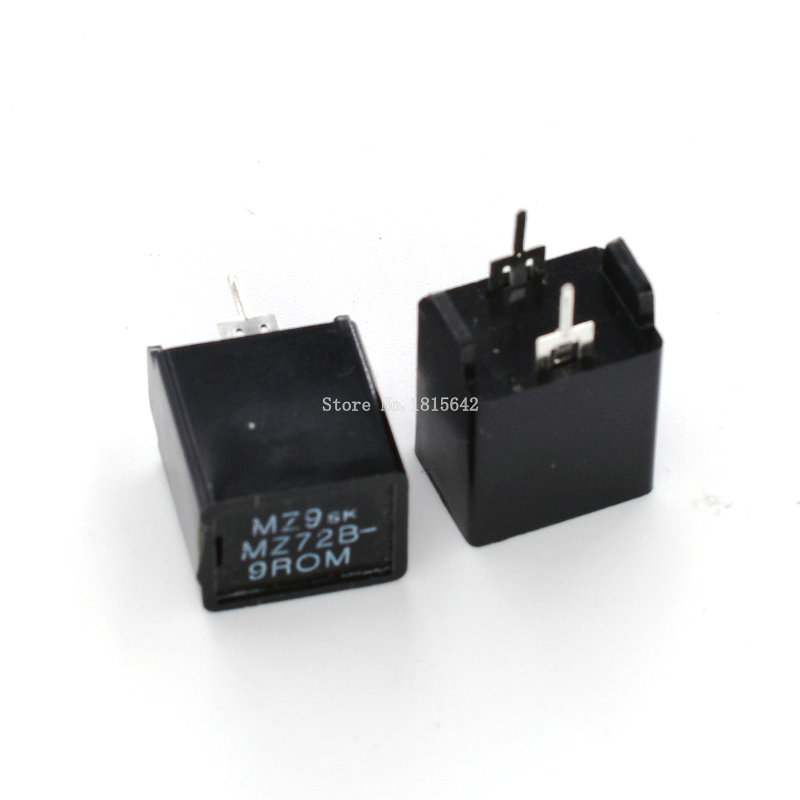 5PCS/LOT MZ72B-9ROM 9RM 270V Degaussing Resistor MZ72 2Pins Demagnetizing Resistors Resistance